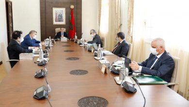 صورة مجلس الحكومة يصادق على مشروع قانون المالية لسنة 2021 وثلاثة مشاريع مراسيم مصاحبة له
