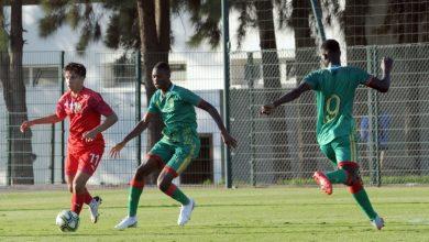 صورة أشبال المنتخب المغربي ينتصرون على موريتانيا بثلاثية