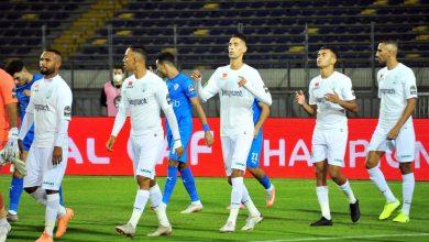 صورة دوري أبطال أفريقيا.. الرجاء يسقط أمام الزمالك المصري