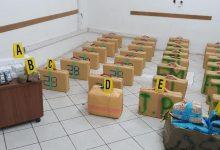 """صورة المصالح الأمنية تلقي القبض على شخص متورط في عملية تهريب 880 كيلوغرام من """"الحشيش"""""""