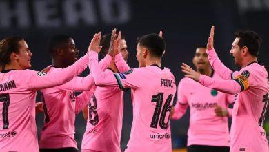 صورة دوري أبطال أوروبا: برشلونة يطيح بيوفنتوس في تورينو
