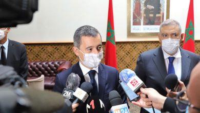 صورة المغرب وفرنسا عازمان على تعزيز التعاون الأمني