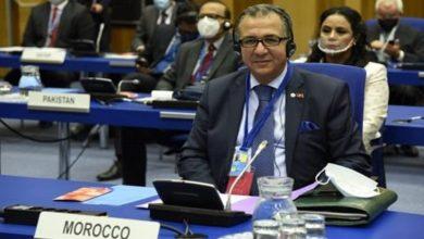 صورة فيينا.. المغرب يدعو إلى إجراءات ملموسة ومنسقة ضد الجريمة عبر الوطنية