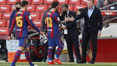 صورة سبورت: كومان يواجه خطر الإيقاف 12 مباراة