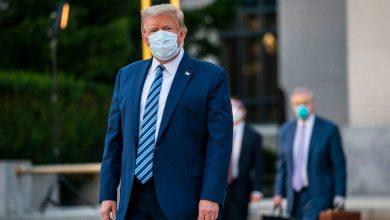 """صورة طبيب البيت الأبيض: ترامب استجاب بشكل """"جيد للغاية"""" للعلاج"""
