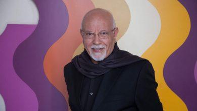 صورة وفاة الفنان التشكيلي المغربي محمد المليحي بفيروس كورونا