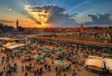 """صورة صحيفة """"يو إس إيه توداي"""" تحتفي بمراكش، إحدى الوجهات الساحرة في المغرب"""