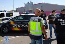 صورة الشرطة الوطنية الاسبانيةتكتشف مفاجأة عند اعتقال مغربيفي ميناء قاديس متوجهاً الى المغرب