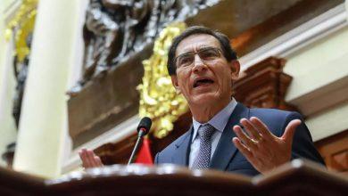 صورة البيرو .. البرلمان يعزل رئيس البلاد مارتين فيزكارا