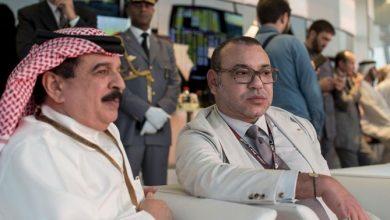 صورة في اتصال هاتفي.. عاهل البحرين يخبر الملك محمد السادس بقرار فتح قنصلية لبلاده في الصحراء المغربية