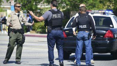 صورة مقتل ضابط شرطة بالرصاص في هيوستن الأمريكية
