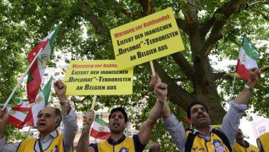 صورة القضاء البلجيكي يحاكم دبلوماسيا إيرانيا بتهمة التخطيط لاعتداء قرب باريس