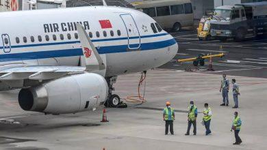 صورة الصين تجري حملة فحوص واسعة النطاق بأكبر مطارات شنغهاي بعد تسجيل إصابات بكورونا