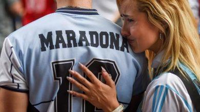 صورة وفاة مارادونا: أوساط كرة القدم العالمية تنعي الأسطورة والأرجنتين في حداد لثلاثة أيام