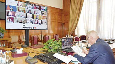 صورة اتفاق بين الدول العربية والصين على مواصلة تعزيز التعاون والتنسيق الإعلامي