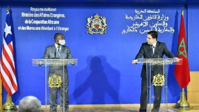 صورة ليبيريا ملتزمة بموقفها الثابت الداعم لحق المغرب في وحدته الترابية وسيادته الوطنية