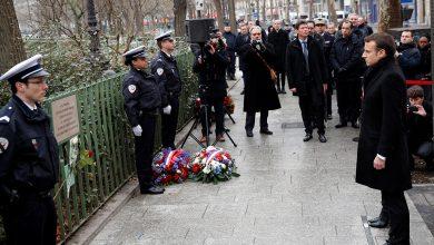 صورة فرنسا تحيي الذكرى الخامسة لاعتداءات باريس 2015