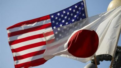 صورة اليابان والولايات المتحدة تبدآن محادثات رسمية بشأن تكاليف استضافة القوات الأمريكية
