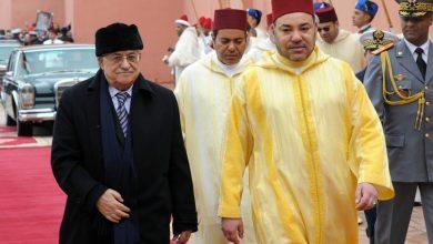 صورة جلالة الملك يؤكد أن القضية الفلسطينية هي مفتاح الحل الدائم والشامل بمنطقة الشرق الأوسط