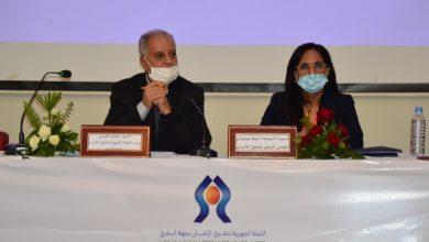 صورة وجدة: اللجنة الجهوية لحقوق الإنسان بجهة الشرق تعقد اجتماعها العادي الأول