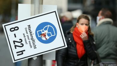 صورة مؤشرات أولى إلى تحسن وضع وباء كوفيد-19 بألمانيا