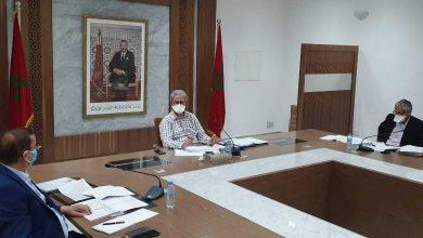 صورة اللجنة الجهوية لحقوق الإنسان بمراكش آسفي تعقد اجتماعها العادي الأول