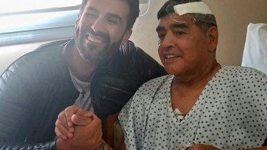 """صورة طبيب مارادونا: قمت بكل شيء إلى درجة المستحيل لإنقاذ مريض """"لا يمكن السيطرة عليه"""""""