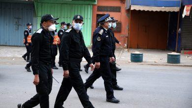 صورة اتخاذ تدابير احترازية استثنائية للوقاية من انتشار كوفيد 19 في إقليم تارودانت