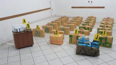 صورة أكادير .. توقيف ستة أشخاص للاشتباه في ارتباطهم بشبكة إجرامية تنشط في التهريب الدولي للمخدرات