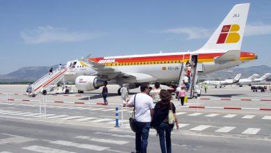 """صورة شركة """"إيبيريا"""" الاسبانية تستأنف رحلاتها بين البيضاء ومدريد بإجراءات احترازية صارمة"""