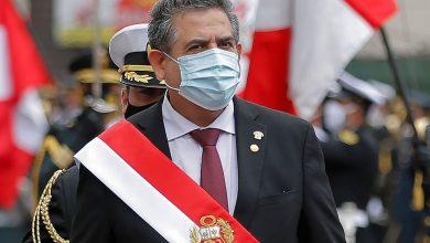 صورة البيرو : أعضاء الحكومة الجديدة يؤدون اليمين الدستورية