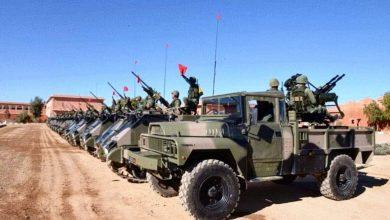 صورة الإعلام الجزائري يواصل فبركة الأكاذيب ويدعي انهيار الجيش المغربي