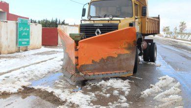 صورة إقليم الخميسات: اتخاذ مجموعة من التدابير الاستباقية لمواجهة آثار موجة البرد