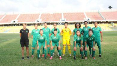 صورة المنتخب المغربي النسوي ينهزم بثلاثية أمام منتخب غانا