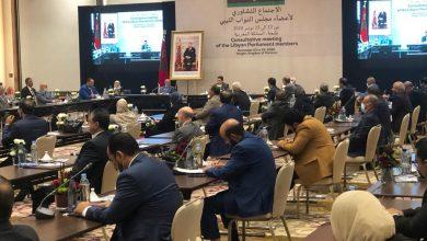 """صورة رئيس اللجنة الليبية ل""""الدار"""" : اللقاء أسهم في تدويب الجليد وتقارب الأعضاء الليبيين فيما بينهم"""