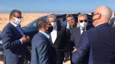 صورة أخنوش: الزيارة التي قمنا بها للكركارت تؤكد أن الصحراء قضيتنا جميعا تحت قيادة جلالة الملك
