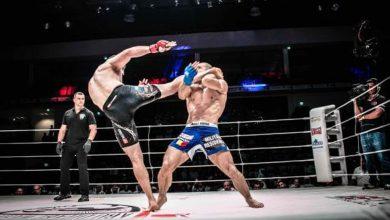 """صورة جعفر علوي يفوز بلقب بطولة """"محاربي الإمارات"""" للألعاب القتالية المختلطة"""