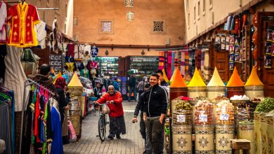صورة صدور كتاب جديد يستحضر ذاكرة أسواق مدينة مراكش العتيقة