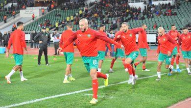 صورة المنتخب المغربي يقفز إلى الرتبة 35 عالميا مناصفة مع منتخب نجيريا