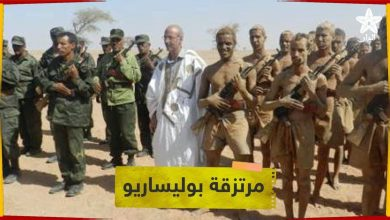 صورة حقيقة مرتزقة بوليساريو.. خليط من الطوارق والماليين والموريتانيين والنيجر والبدون وأصحاب السوابق