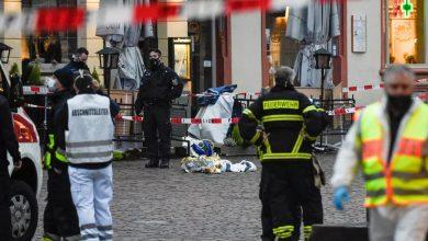صورة ألمانيا: مقتل عدة أشخاص في حادث صدم وقع في طريق للمشاة جنوب غرب البلاد