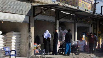 صورة عودة الحركة إلى سوق البورصة في الموصل بعد الحرب المدمرة