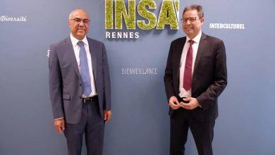 صورة مفخرة…تعيين عبد اللطيف الميراوي مديرا للمعهد الوطني للعلوم التطبيقية في رين الفرنسية