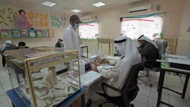 صورة الكويت: انتخابات تشريعية في ظل تفشي وباء كورونا ومراكز اقتراع خاصة بمصابي الفيروس