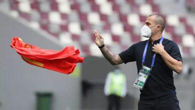 صورة مصير كانافارو على المحك بعد النتائج المخيبة لغوانغجو الصيني