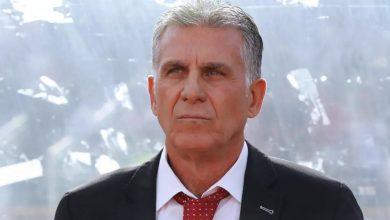 صورة البرتغالي كيروش لم يعد مدربا لمنتخب كولومبيا