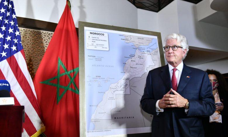 رسميا.. الخارجية الأمريكية تنشر إعلان مغربية الصحراء