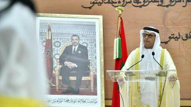 """صورة سفير دولة الإمارات يعرب عن تطلع بلاده لجعل علاقاتها مع المغرب """"نموذجية مليئة بالإنجازات """""""