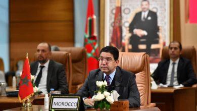 صورة الأمم المتحدة: المغرب يدعو إلى التضامن في مواكبة استراتيجيات الإنتعاش خلال فترة ما بعد كوفيد-19