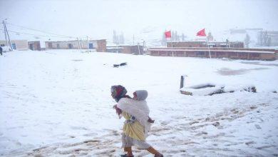 صورة اجتماع لتدارس إجراءات التخفيف من تداعيات التقلبات المناخية بإقليم الحوز